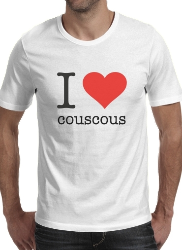 T-Shirts I love couscous