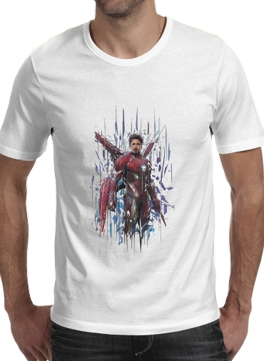 Iron poly for Men T-Shirt