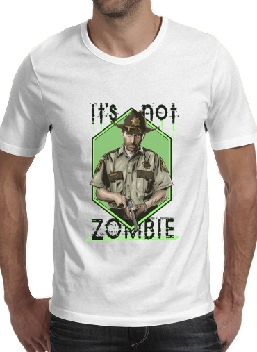It's not zombie for Men T-Shirt