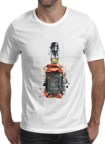 Jack Daniels Fan Design for Men T-Shirt