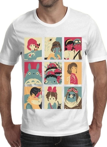 Japan pop for Men T-Shirt