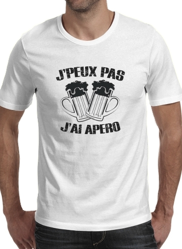 Je peux pas jai apero for Men T-Shirt