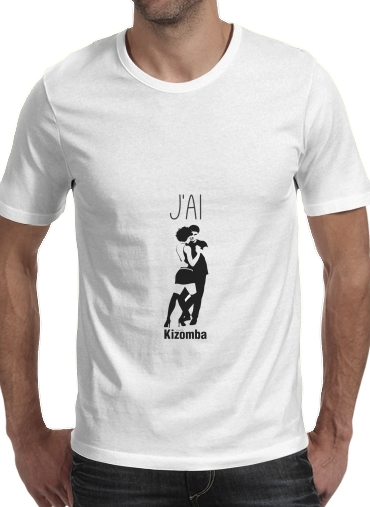 T-Shirts Kizomba Danca