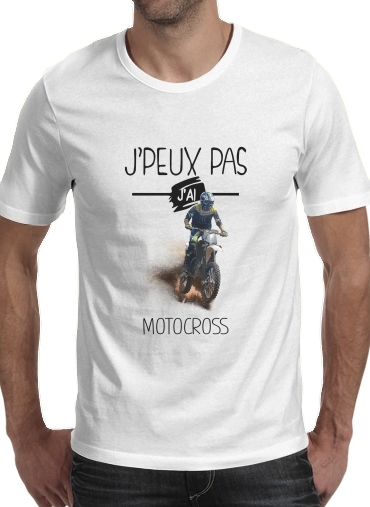 Je peux pas jai motocross for Men T-Shirt