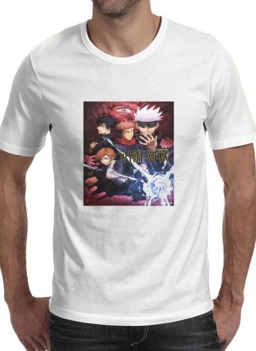 T-Shirts Jujutsu Kaisen