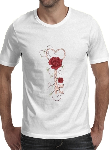 T-Shirts Key Of Love
