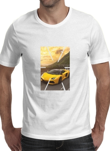 lamborghini for Men T-Shirt