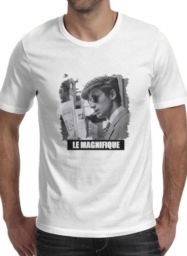 T-Shirts Le magnifique Bebel tribute