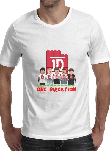 T-Shirts Lego: One Direction 1D