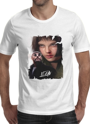 T-Shirts Leon The Professionnal
