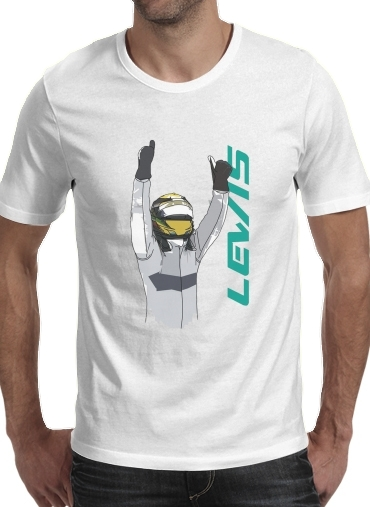 Lewis Hamilton F1 for Men T-Shirt