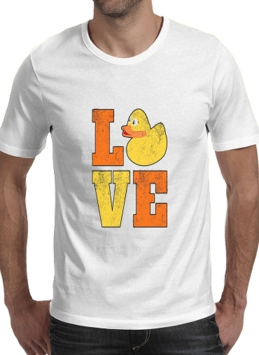 T-Shirts Love Ducks
