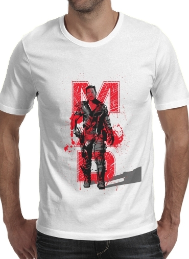 Mad Hardy Fury Road for Men T-Shirt