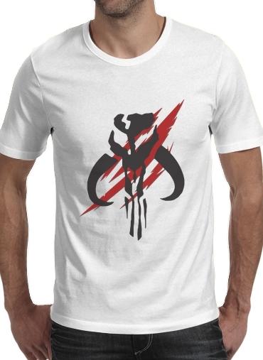 T-Shirts Mandalorian symbol