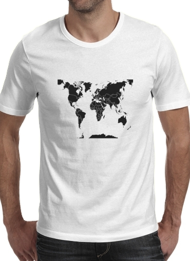 T-Shirts World Map