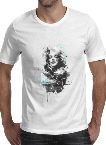 Marilyn By Emiliano for Men T-Shirt