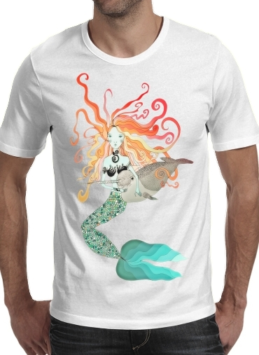 Men T-Shirt for MERMAID