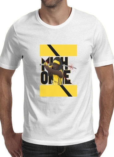 T-Shirts Michonne - The Walking Dead mashup Kill Bill