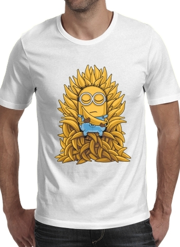 T-Shirts Minion Throne