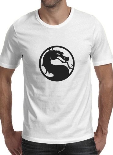 Mortal Symbol for Men T-Shirt