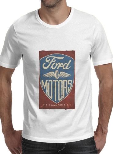 T-Shirts Motors vintage