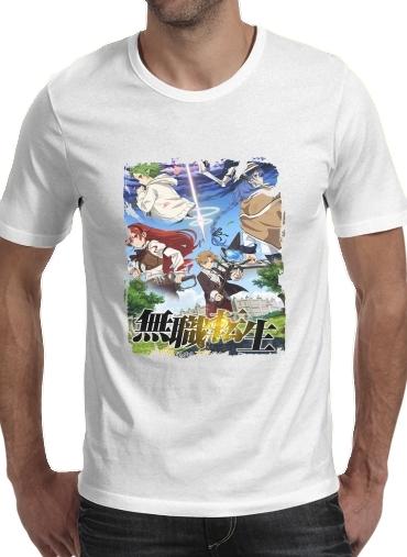 T-Shirts mushoko tensei