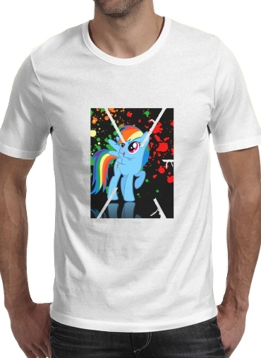 My little pony Rainbow Dash for Men T-Shirt
