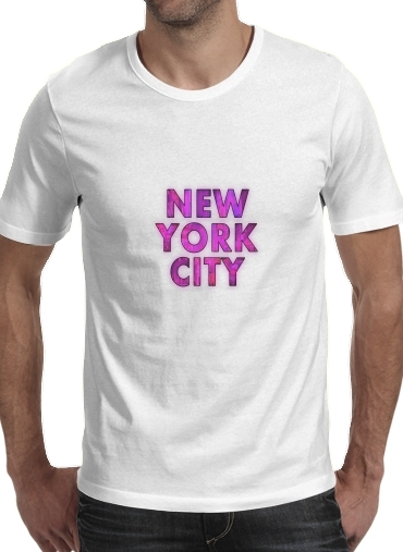T-Shirts New York City - Broadway Color