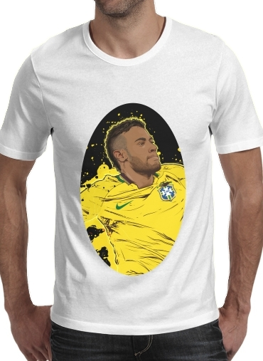 Neymar Carioca Paris for Men T-Shirt