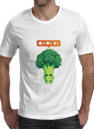 Nobody Loves Me - Vegetables is good for Men T-Shirt