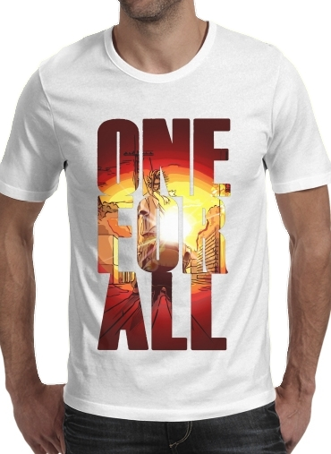 T-Shirts One for all sunset