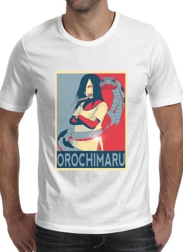 T-Shirts Orochimaru Propaganda