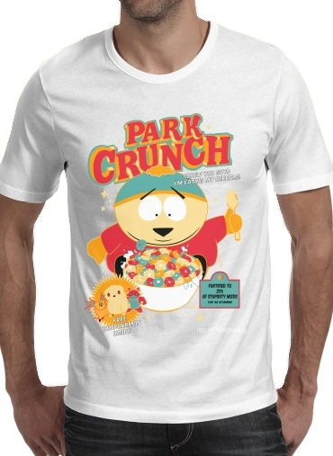 Park Crunch for Men T-Shirt