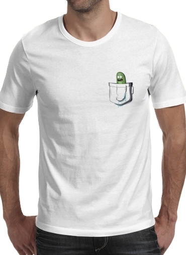 T-Shirts Pickle Rick
