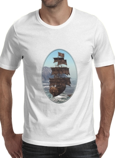 Pirate Ship 1 for Men T-Shirt