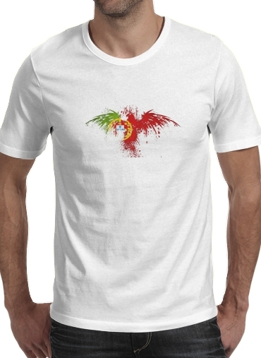 Portugal Eagle for Men T-Shirt