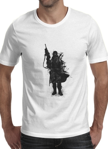 Post Apocalyptic Warrior for Men T-Shirt