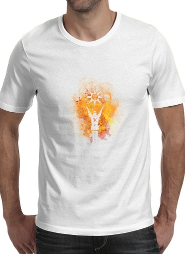 T-Shirts Praise the Sun Art