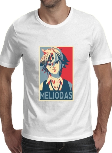 T-Shirts Propaganda Meliodas Demon Tatoo