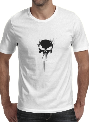 T-Shirts Punisher Skull