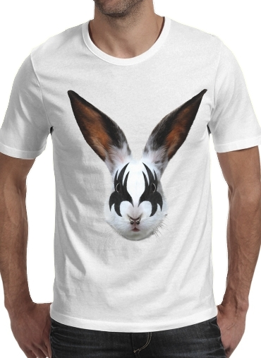 T-Shirts Kiss of a rabbit punk