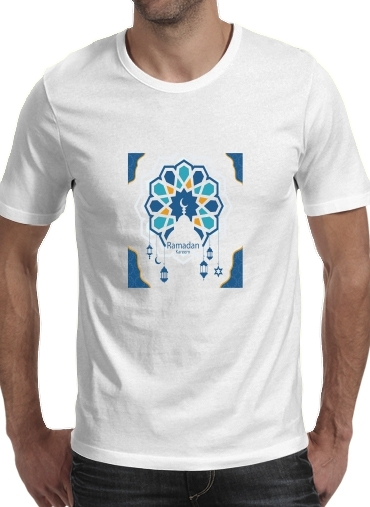 T-Shirts Ramadan Kareem Blue