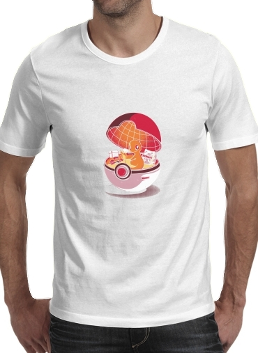 T-Shirts Red Pokehouse
