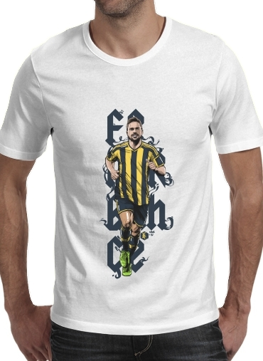 Ribas da Cunha for Men T-Shirt