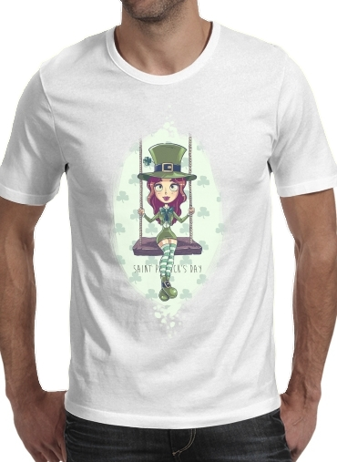 Saint Patrick's Girl for Men T-Shirt