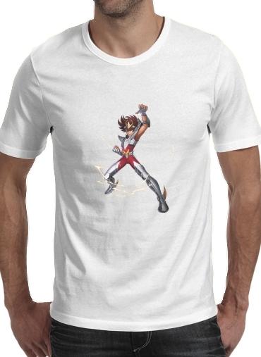 T-Shirts saint seiya Pegasus