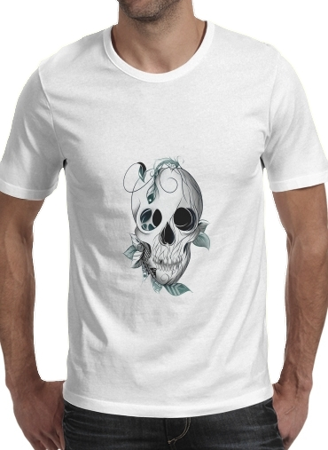 Skull Boho  for Men T-Shirt