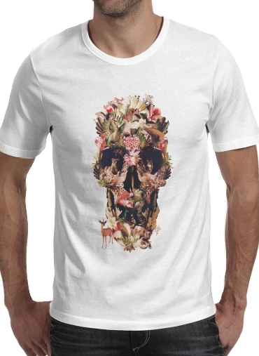 T-Shirts Skull Jungle