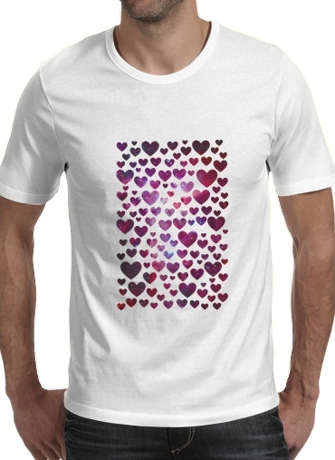 T-Shirts Space Hearts
