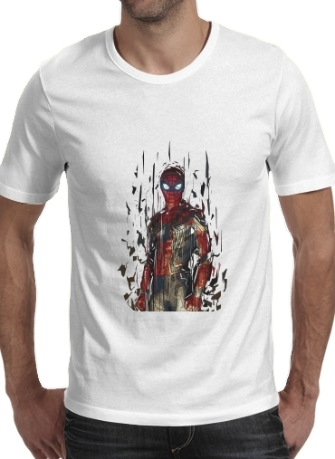 T-Shirts Spiderman Poly